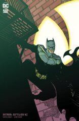 Batman Reptilian #2 (Of 6) Cvr B Cully Hamner Var (Mr)