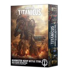 Adeptus Titanicus: Warmaster Heavy Battle Titan