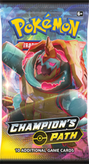 Champion's Path Booster Pack
