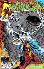 Amazing Spider-Man #328 Todd Mcfarlane Cover