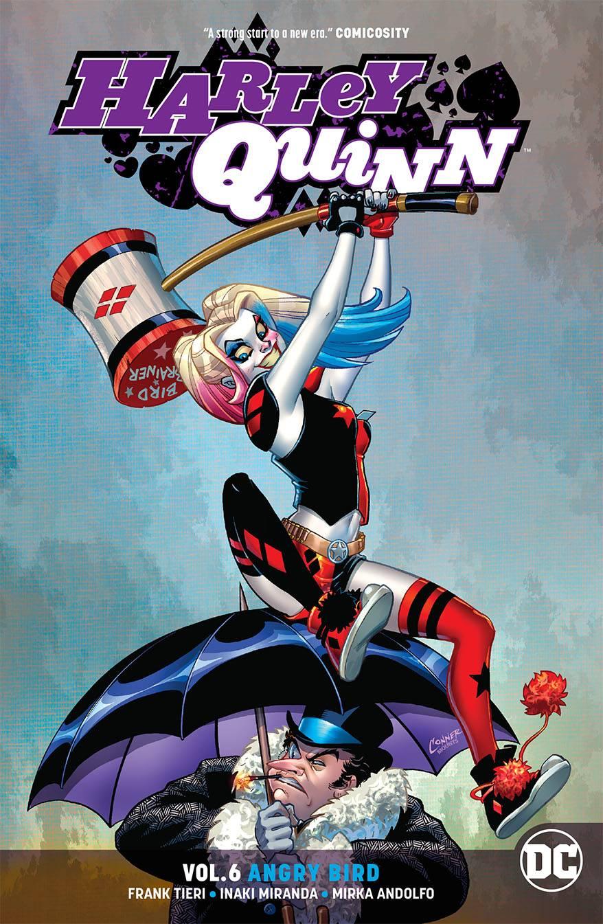 Harley Quinn TPB Vol 6: Angry bird