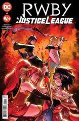 Rwby Justice League #4 (Of 7) Cvr A Mirka Andolfo