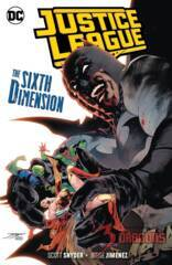Justice League TPB Vol 4: The Sixth Dimension