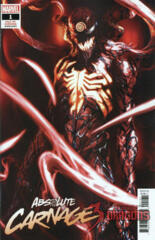 Absolute Carnage #1 Dell'Otto 1:25 Cult Of Carnage Variant