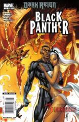 Black Panther #5 J. Scott Campbell Cover