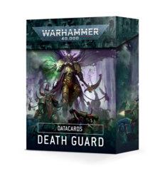 Datacards: Death Guard (FR)