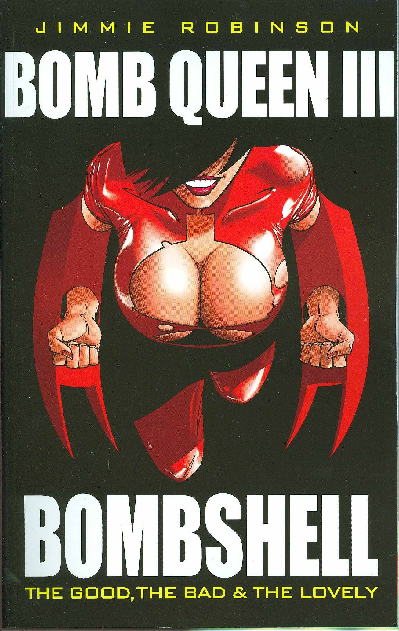 Bomb QueenTPB Vol 3: Bombshell (MR)