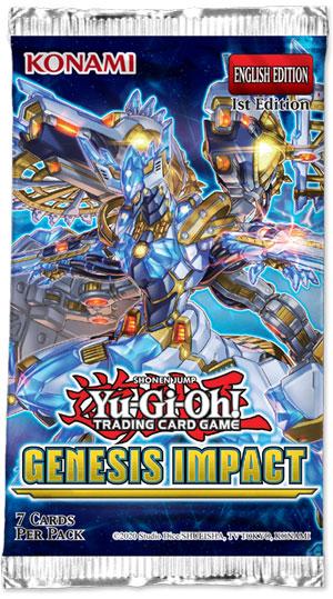 Genesis Impact Booster  Pack