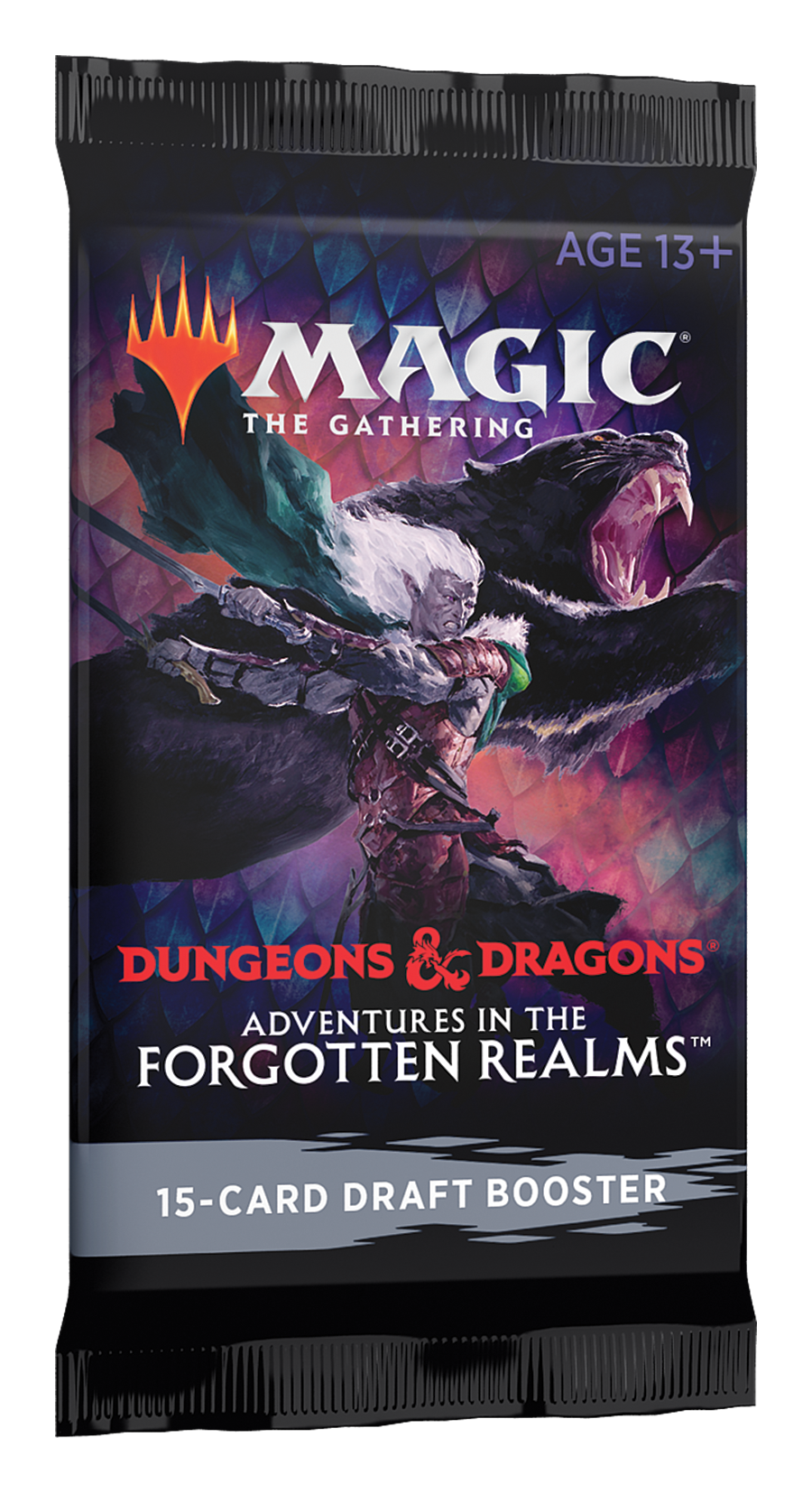 D&D Adventures in the Forgotten Realms Draft Booster Packs