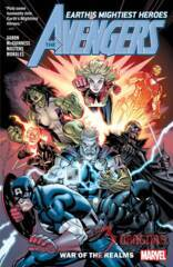 Avengers TPB Vol 4: War of Realms