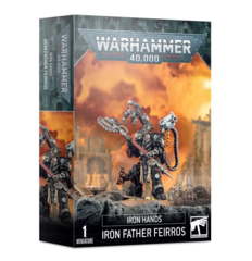 Iron Hands Iron Father Feirros