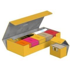 Ultimate Guard - Deck Box - Superhive XenoSkin Standard 550+ Amber