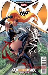 Avengers Vs X-Men #3 J. Scott Campbell Team Avengers Variant