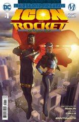 Icon & Rocket Season One #1 (Of 6) Cvr A Taurin Clarke