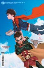 Superman Son Of Kal-El #1 Cvr B Inhyuk Lee Card Stock Var