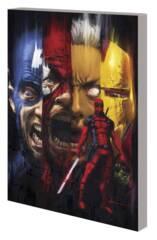 Deadpool Kills The Marvel Universe TPB