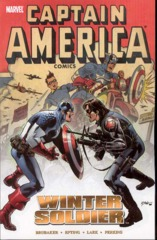 Captain America: Winter Soldier TPB Vol 2