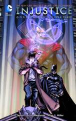 Injustice: Gods Among Us Year Three HC Vol 1