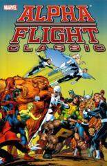 Alpha Flight Classic TPB Vol 1