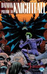 Batman Knightfall TPB: Prelude to Knightfall