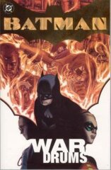 Batman TPB: War Drums