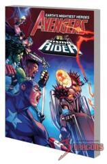 Avengers TPB Vol 5: Challenge of Ghost Riders
