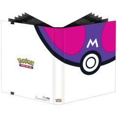 UP Binder Pro 9PKT Pokemon Master Ball