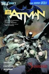 Batman TPB Vol 1: The Court of Owls (New 52)