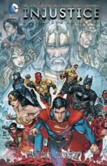 Injustice: Gods Among Us Year Four HC Vol 1