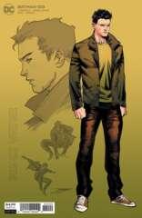 Batman #103 Inc 1:25 Jorge Jimenez Bruce Wayne Card Stock Var