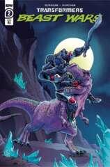 Transformers Beast Wars #2 10 Copy Winston Chan Incv (Net)