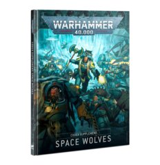 Codex: Space Wolves (HB) (FR)