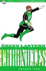 The Green Lantern Chronicles TPB Vol 2
