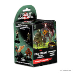 Icons of the Realms: Tomb of Annihilation - Standard Booster Pack