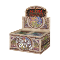 Flesh And Blood: Tales of Aria 1st Edition Booster Box