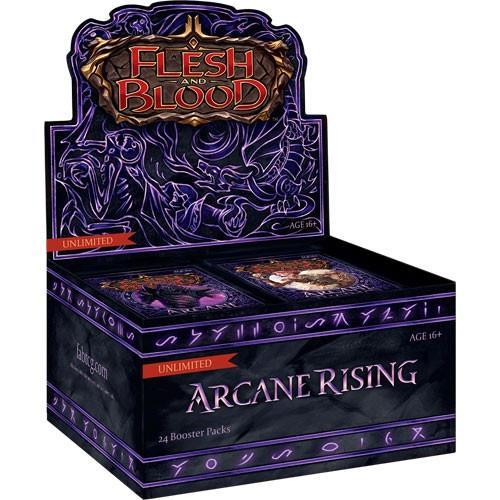 Flesh And Blood: Arcane Rising Unlimited Booster Box