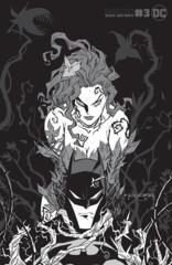 Batman Black And White #3 (Of 6) Cvr C Khary Randolph Poison Ivy Var