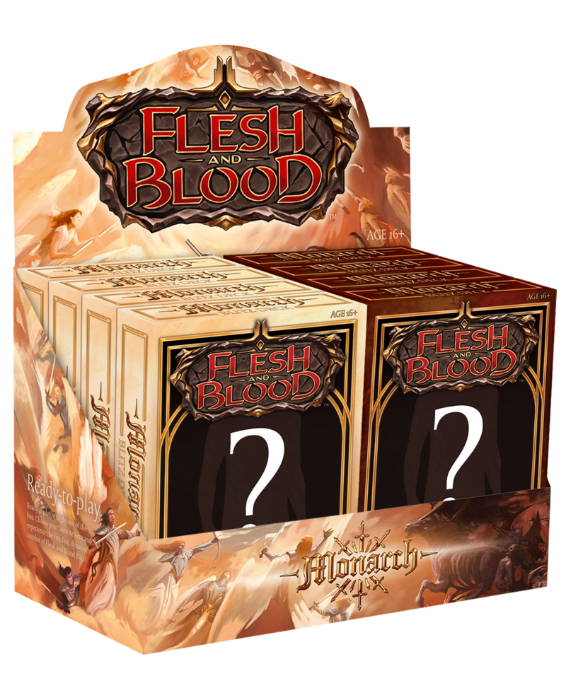 Flesh And Blood: Monarch Blitz Decks - Set of 8