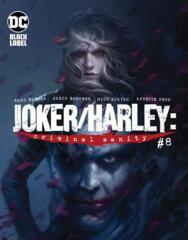 Joker Harley Criminal Sanity #8 (Of 8) Cvr A Francesco Mattina (Mr)
