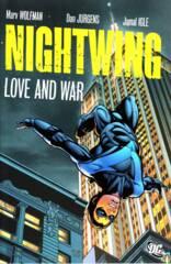 Nightwing TPB: Love and War