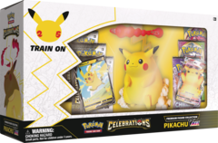 Pokemon Celebrations Pikachu Vmax Figure