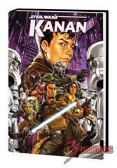 Star Wars: Kanan Omnibus HC