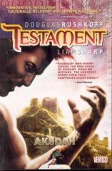 Testament TPB Vol 1: Akedah