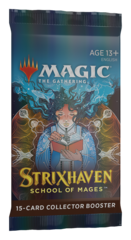 Strixhaven: School of Mages Collector Booster Pack