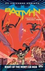 Batman: Night of the Monster Men TPB