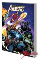 Avengers TPB Vol 2: World Tour