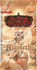 Flesh And Blood: Monarch Unlimited Edition Booster Pack