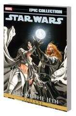 Star Wars Legends Epic Collection TPB Vol 1: Tales of Jedi