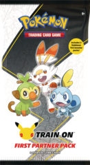 Pokemon Galar First Partners Pack (March)