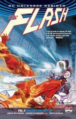 Flash TPB Vol 3: Rogues Reloaded (Rebirth)